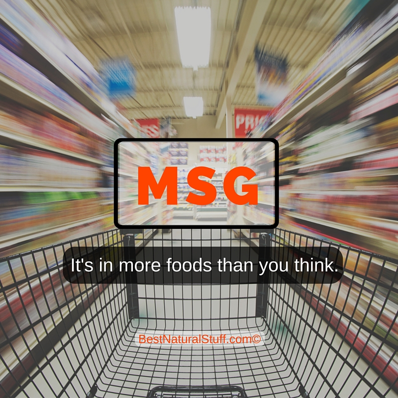 MSG Shopping Cart
