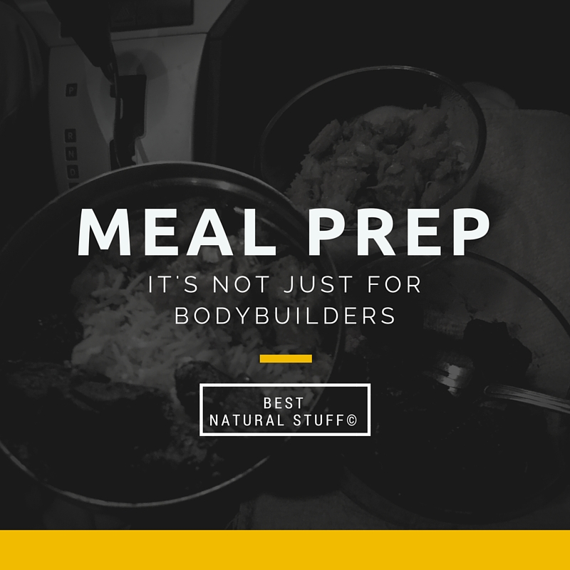 Meal Prep Food